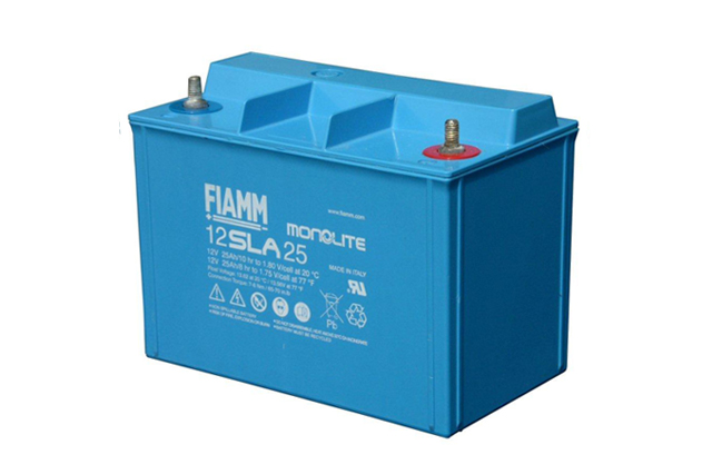 fiamm 12sla26 12v 24ah vrla battery. Black Bedroom Furniture Sets. Home Design Ideas