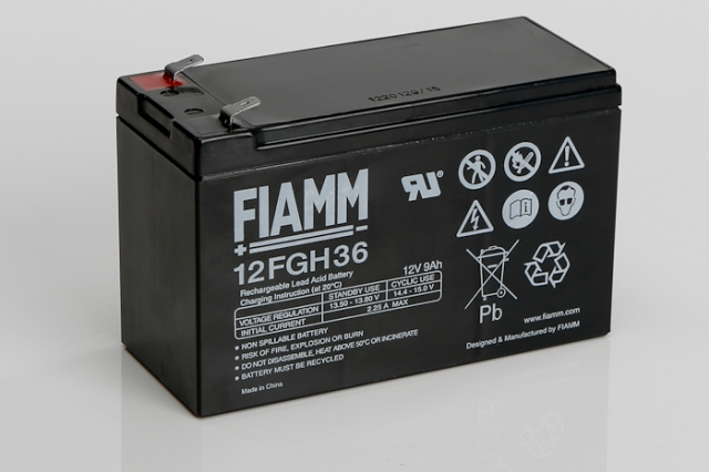 Fiamm 12fgh36 12v 9ah Battery