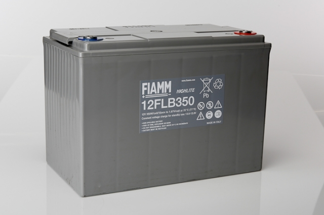 Fiamm 12flb350 12v 90ah Vrla Battery