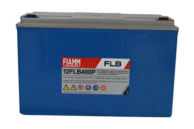 Fiamm 12flb400 12v 100ah Vrla Battery
