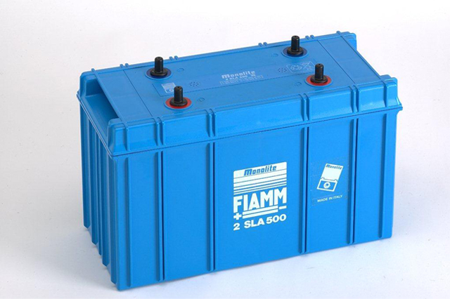 Fiamm 2sla500 2v 500ah Vrla Battery