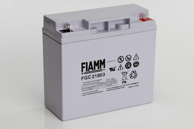 Fiamm Fgc Lawnmower Battery