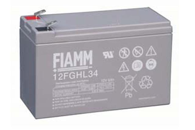 Fiamm 12fghl34 12v 9ah Battery
