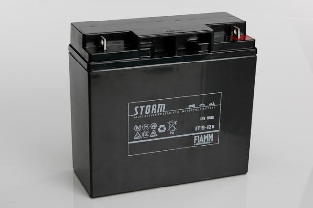 Fiamm Motorbike Batteries By Blue Box Batteries