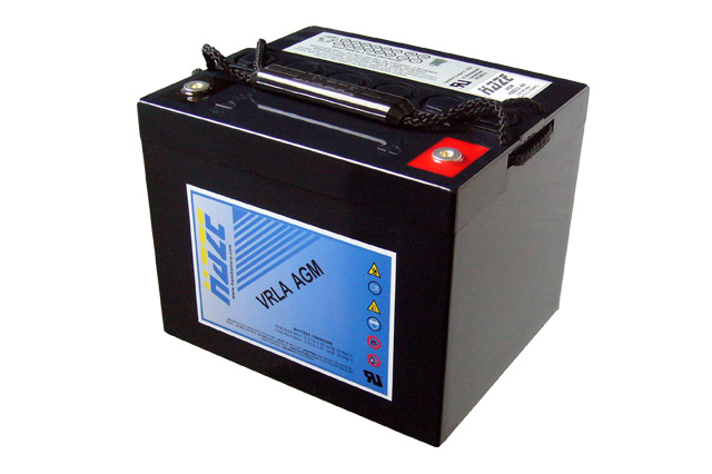 haze hzb12 44 12v 44ah vrla battery. Black Bedroom Furniture Sets. Home Design Ideas