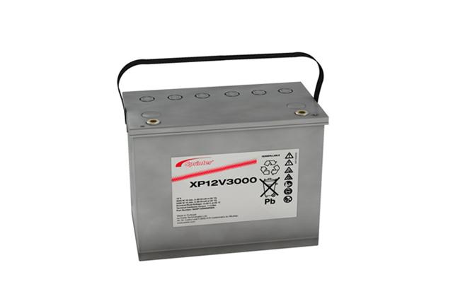 Exide Gnb Sprinter Xp12v3000 12v 92 8ah Vrla Battery